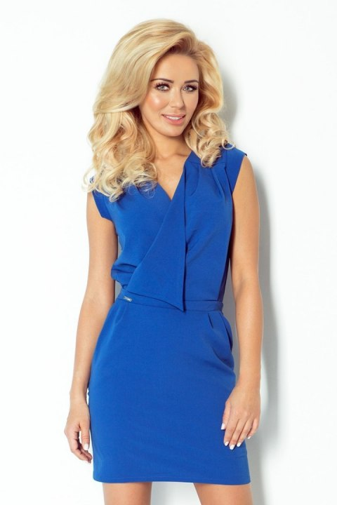 Dress assumed neckline - Royal Blue 94-3