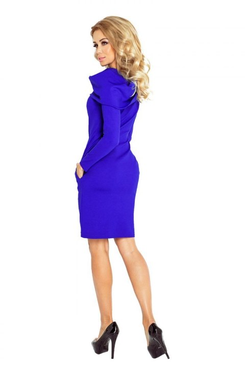 Dress with golf - Blue 131-2