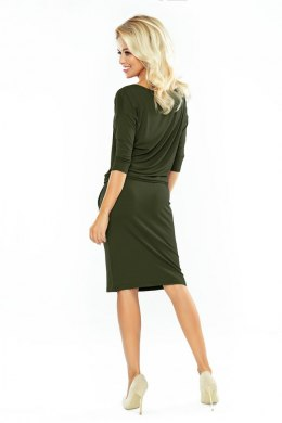 13-76 Sporty dress - KHAKI
